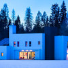 Houzz Tour: Unexpected and Ecofriendly in Montana