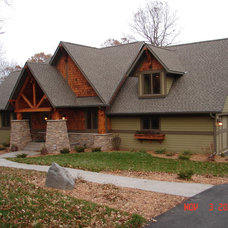 Eclectic Exterior by Landsted Companies, LLC