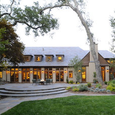 Traditional Exterior by Mattingly Thaler Architecture