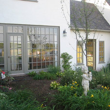 Traditional Exterior by L Cloward Design, LLC