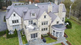 English Manor Home Style, Winnetka, IL