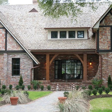 Traditional Exterior by Tongue & Groove