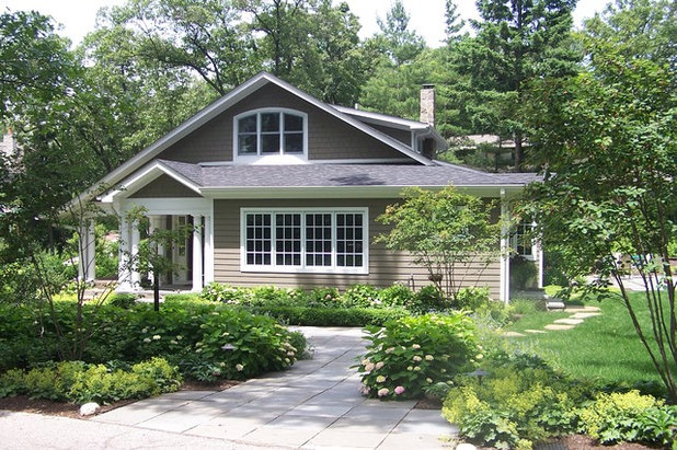 Traditional Exterior by The Carter Rohrer Co.