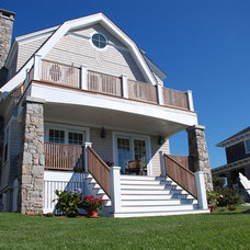 Traditional Exterior by 1 plus 1 design