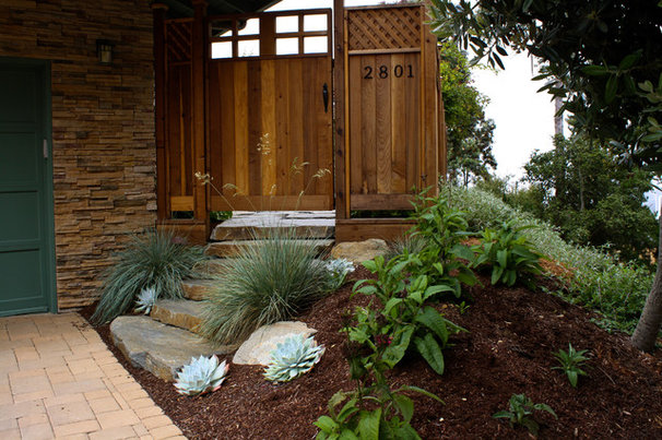 Contemporary Exterior by Sage Ecological Landscapes and Nursery