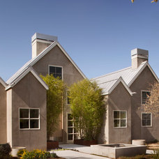 Contemporary Exterior by Remick Associates Architects + Master Builders
