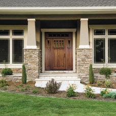Craftsman Exterior by Pella Doors and Windows of Northern California