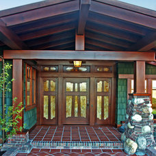 Traditional Exterior by Ward-Young Architecture & Planning - Lafayette, CA