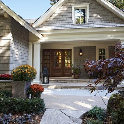 Elegant exterior home photo in Minneapolis