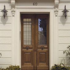 Traditional Exterior by ACANTHUS Architecture & Design, San Francisco, CA