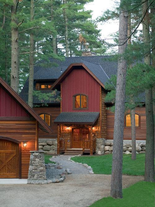 Cabin Paint Houzz