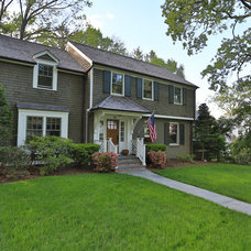 Traditional Exterior by Joseph Episcopo & Sons, Inc.