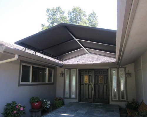 & Entryway awning canopy