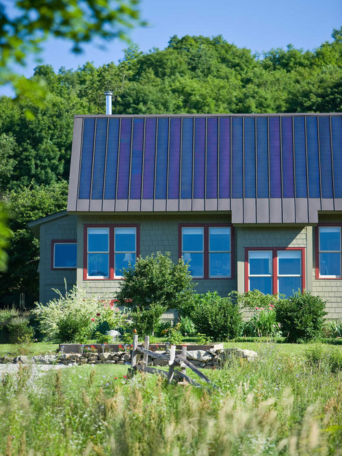 Solar Panel Roof | Houzz