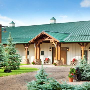 Equestrian & Cattle Facility