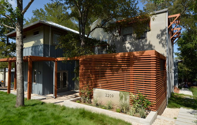 Houzz Tour: Visit a Forward Thinking Family Complex