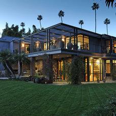 Contemporary Exterior by Andersen Miller Design