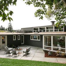Modern Exterior by Sean Gaston