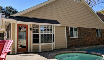 Euless Tan Siding