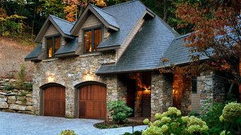 European stone and slate Mountain Home