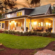 Craftsman Exterior by Copperline Homes