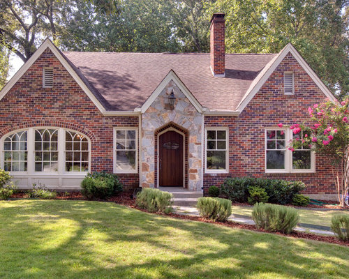 brick ranch home design ideas pictures remodel and decor