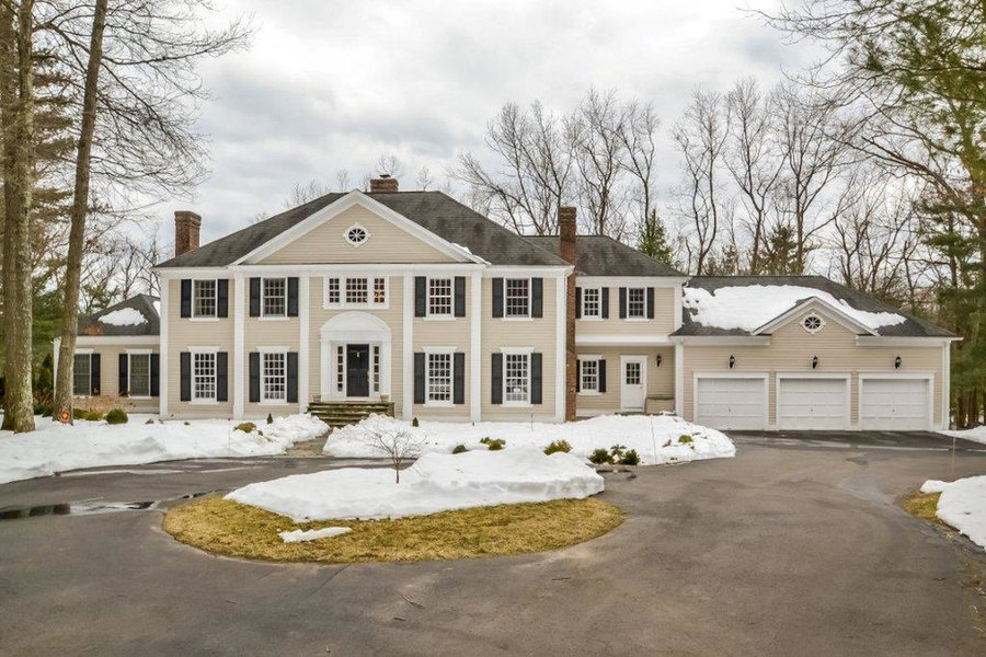 Executive Mansion in CT
