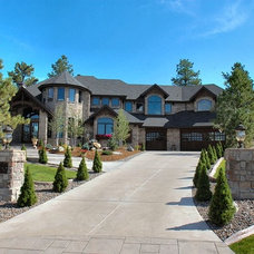 Traditional Exterior by Timber Ridge Properties