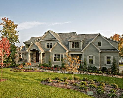 Rare Gray Home Design Ideas, Pictures, Remodel and Decor