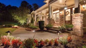 Exterior Accent Lighting