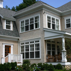 Traditional Exterior by ARCHIA HOMES
