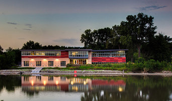 Exterior  Architectural Photography - P. Sue Beckwith, M.D. Boathouse