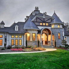 Exterior by Artisan Custom Homes