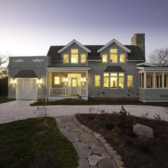 traditional exterior by Forum Phi