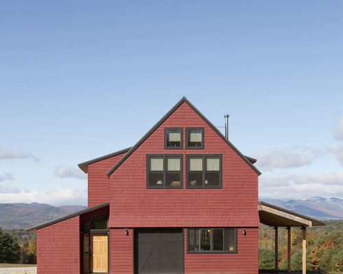 Exterior Barn Red Stain Home Design Ideas Pictures