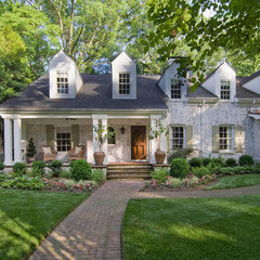 traditional exterior by Carolina Design Associates, LLC