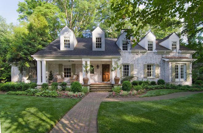 Traditional Exterior by Carolina Design Associates, LLC