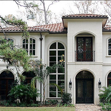 Exterior Cast Stone Projects