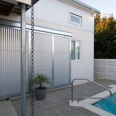 Modern Exterior by CFH Design Studio
