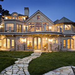 traditional exterior by Claudio Ortiz Design Group, Inc.