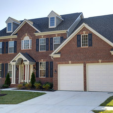Traditional Exterior by Haverford Homes