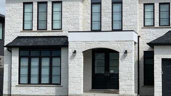Exterior Custom Homes
