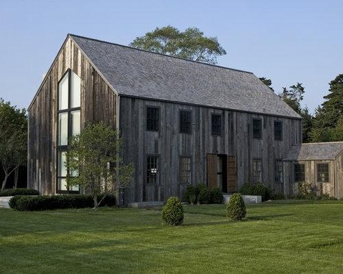 Sonoma modern barn architecture houzz for Sonoma barn
