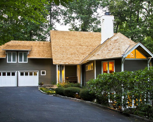 Exterior Paint Colors With Light Brown Roof Brown Roof House