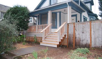 Exterior Decks and Stairs