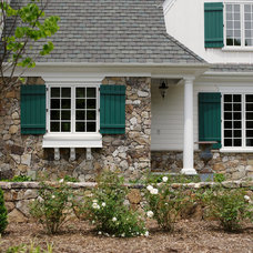 Traditional Exterior by Tuckahoe Creek Construction, Inc.