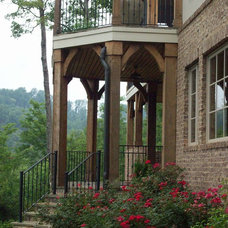 Traditional Exterior by Dillard-Jones Builders, LLC