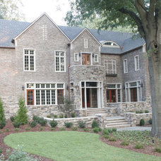 Traditional Exterior by Dresser Homes