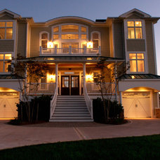 Traditional Exterior by Echelon Custom Homes