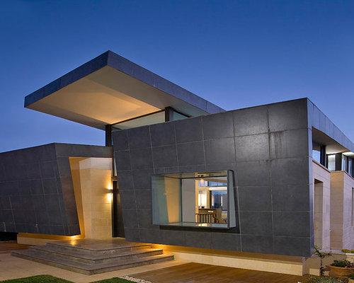 Exterior Feature Wall Home Design Ideas Renovations Amp Photos